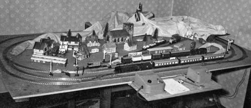 Wrenton An N Gauge Model Railway Layout